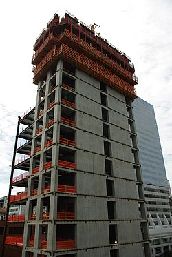 Park Avenue West Tower May 2014 top - Portland, Oregon.JPG
