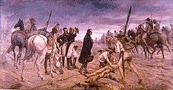 Paso del ejército del Libertador por el Páramo de Pisba.jpg