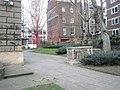 Path through St Giles Churchyard - geograph.org.uk - 1105274.jpg