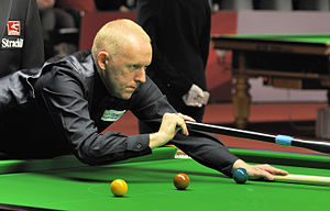 Paul Davison - Paul Davison at 2014 German Masters