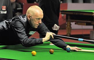 Paul Davison - Paul Davison at 2014 German Masters