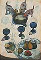 Paul Gauguin - Nature morte avec trois petits chiens - Google Art Project.jpg
