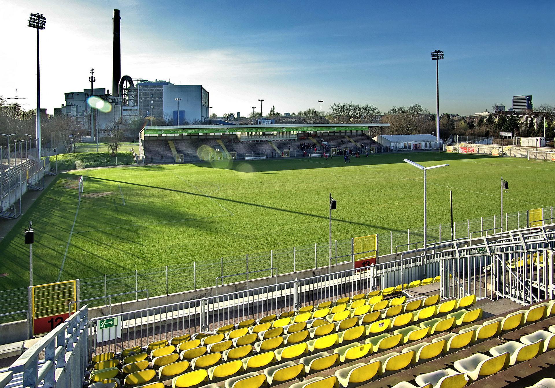 Paul Janes Stadion Wikipedia
