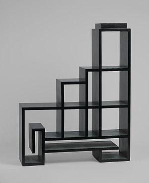 "Paul T. Frankl - Paul T. Frankl. ""Skyscraper"" Step Table, late 1920s Brooklyn Museum"