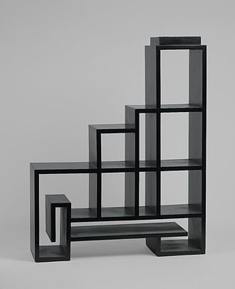 "Paul T. Frankl - Paul T. Frankl. ""Skyscraper"" Step Table, late 1920s Brooklyn Museum"