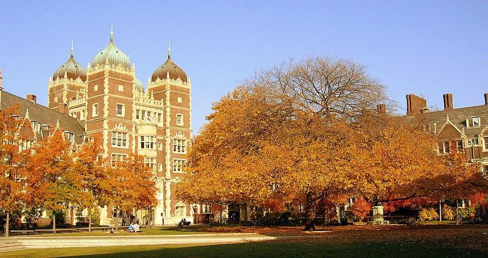 Penn campus 2