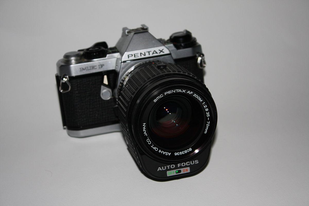 pentax me f wikipedia rh en wikipedia org Pentax Me Super Single-Lens Reflex Camera