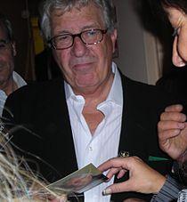 Peppino Di Capri a Torino, dopo il concerto al Teatro Alfieri del 20 ottobre 2008.jpg