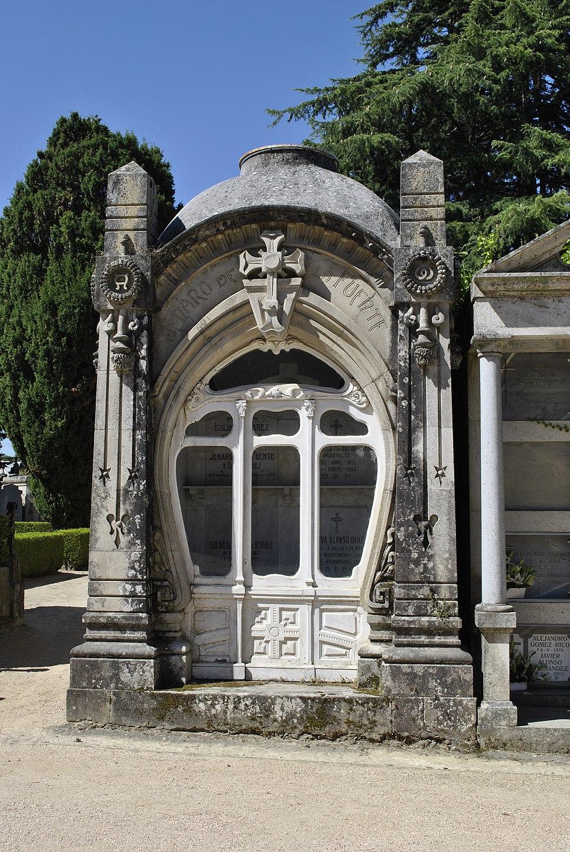 Pereiró, panteón Jenaro de la Fuente