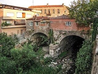 Pergamon Bridge