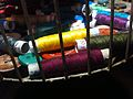 Peru - Cusco 126 - cool decoration of colourful thread (8110112489).jpg