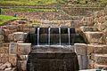 Peru - Cusco Sacred Valley & Incan Ruins 123 - Tipón water channeling (7100931539).jpg