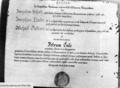 Petar Čule's diploma.png