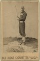 Pete Browning, Louisville Colonels, baseball card portrait LCCN2007683761.tif