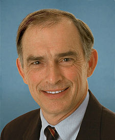 Pete Visclosky official portrait, 111th Congress.jpg
