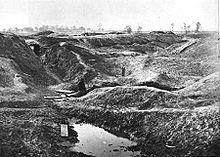 Crater at Petersburg