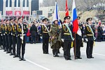 Petropavlovsk Kamchatsky Victory Day Parade (2019) 11.jpg