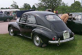 Peugeot 203 - Peugeot 203