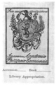 Phillips Exeter Academy bookplate.png