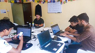 Photo Edit-a-thon during Wiki Loves Earth 2019 in Nepal 03.jpg
