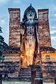 Phra Attharot in Wat Mahathat.jpg