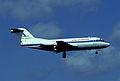 Piedmont Airlines Fokker F-28 Fellowship 1000 N452US, February 1989 (5056715119).jpg