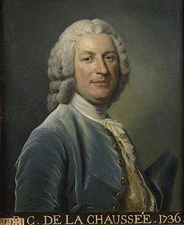 Pierre-Claude Nivelle de La Chaussée French playwright