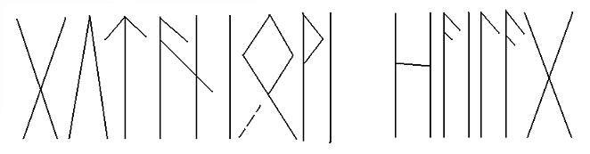 Pietroassa Inschrift