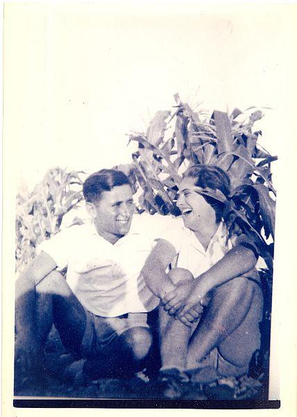 אהבה פורחת בשדות שייח אברק (גואל ושרה לויצקי