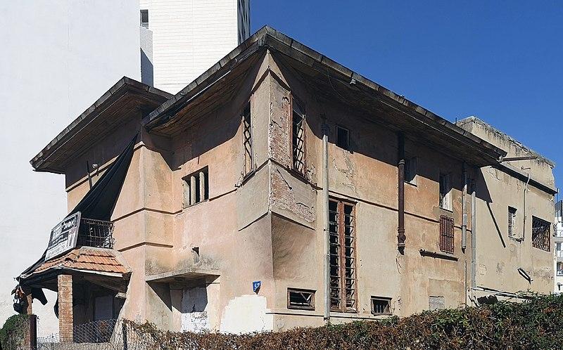 הבית ברחוב הרצל 57 ראשון לציון