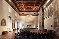 Pinacoteca nazionale di ferrara, salone di palazzo dei diamanti 03.jpg