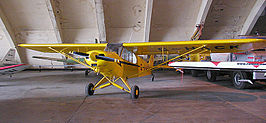 Piper PA-18 Super Cub 150 (G-HACK)