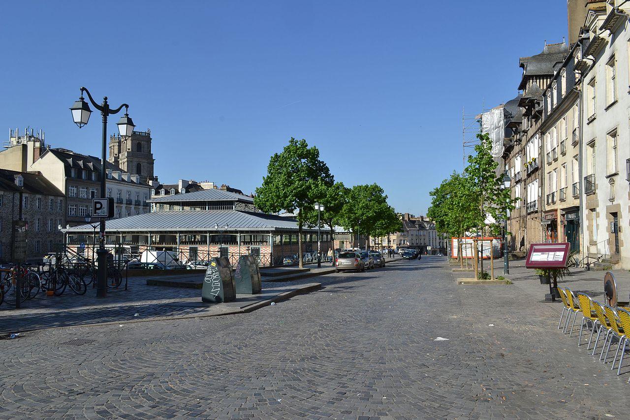 Fichier place des lices rennes dimanche 15 mai - Magasins ouverts dimanche rennes ...