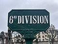 Plaque 6e Division Cimetière Ancien Vincennes 1.jpg