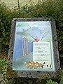 Plaque commémorative de l'atterrissage en catastrophe de la nuit du 15 au 16 septembre 1943 au lieu-dit de La Bouteille (Le Brethon).jpg