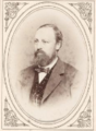 Plate 05 Alois F. Rogenhofer, Photograph album of German and Austrian scientists (cropped).png