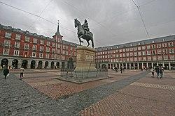 PROPUESTAS DE RULADA DE LA COMUNIDAD DE MADRID - DOMINGO 8 DE MARZO 250px-Plaza_Mayor_de_Madrid_01