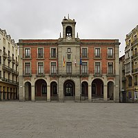 Plaza Mayor de Zamora. Ayuntamiento.jpg