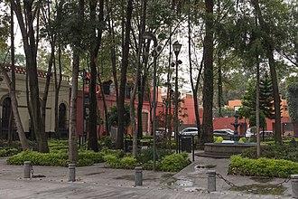 Colonia San Juan - Plaza Valentín Gómez Farías
