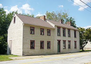 Plumer House United States historic place