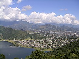 Pokhara from peace stupa.jpg
