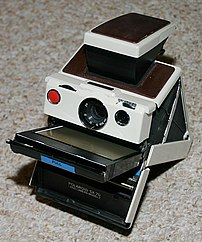 Polaroid's SX-70 Land Camera Model 2