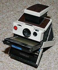 Polaroid's SX-70 Land Camera Model 2