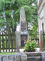 Pomník obětem II. světové války, Stachy.JPG