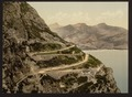 Ponale Road, Lake Garda, Italy-LCCN2001700836.tif