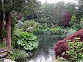 Pond, Chatsworth House gardens - geograph.org.uk - 331260.jpg