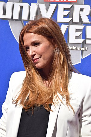 Poppy Montgomery - Montgomery in May 2015