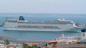 Festival Cruises - Festival Cruises ship in Mallorca in 2003