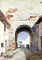 Porta San Paulo, Rome SAAM-1962.13.22 1.jpg