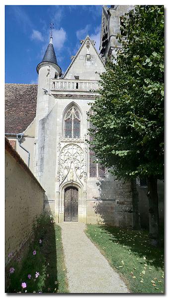Église de Villiers-sur-Tholon,  (Inscrit, 1976)